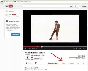Jak vyvěsím na stránky video z YouTube?